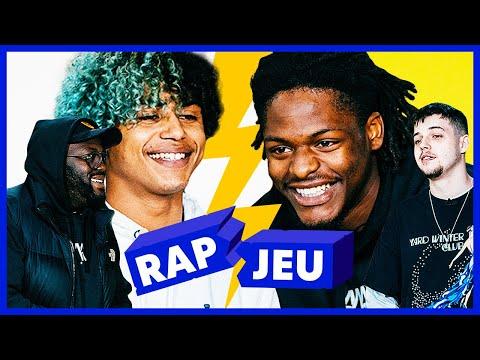 Youtube: Diddi Trix vs Luv Resval – Rap Jeu #6 avec Cokein & Lansky