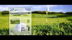 New England Golf Monthly | myNEGM.com | Video Promo August 2012
