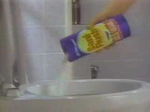Sani-Flush Commercial (1986) - YouTube
