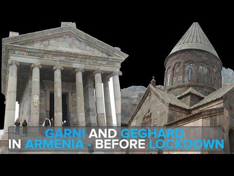 Garni And Geghard In Armenia - Before The Lockdown