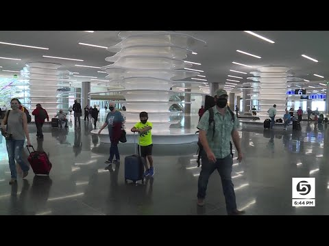 New SLC International Airport Opens For Travelers