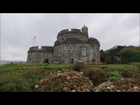 St Mawes Castle ~ Discovering Cornwall