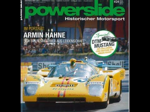 powerslide 24/2013 * Armin Hahne * Ferrari 512M * Alfred Schatz * Prinz Leopold