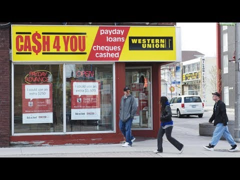 The 'overwhelming Burden' Of The Payday Loan Cycle
