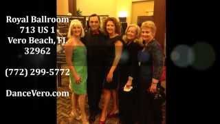 Royal Ballroom at Majesty Dancesport Jan 25 2015 VLOG