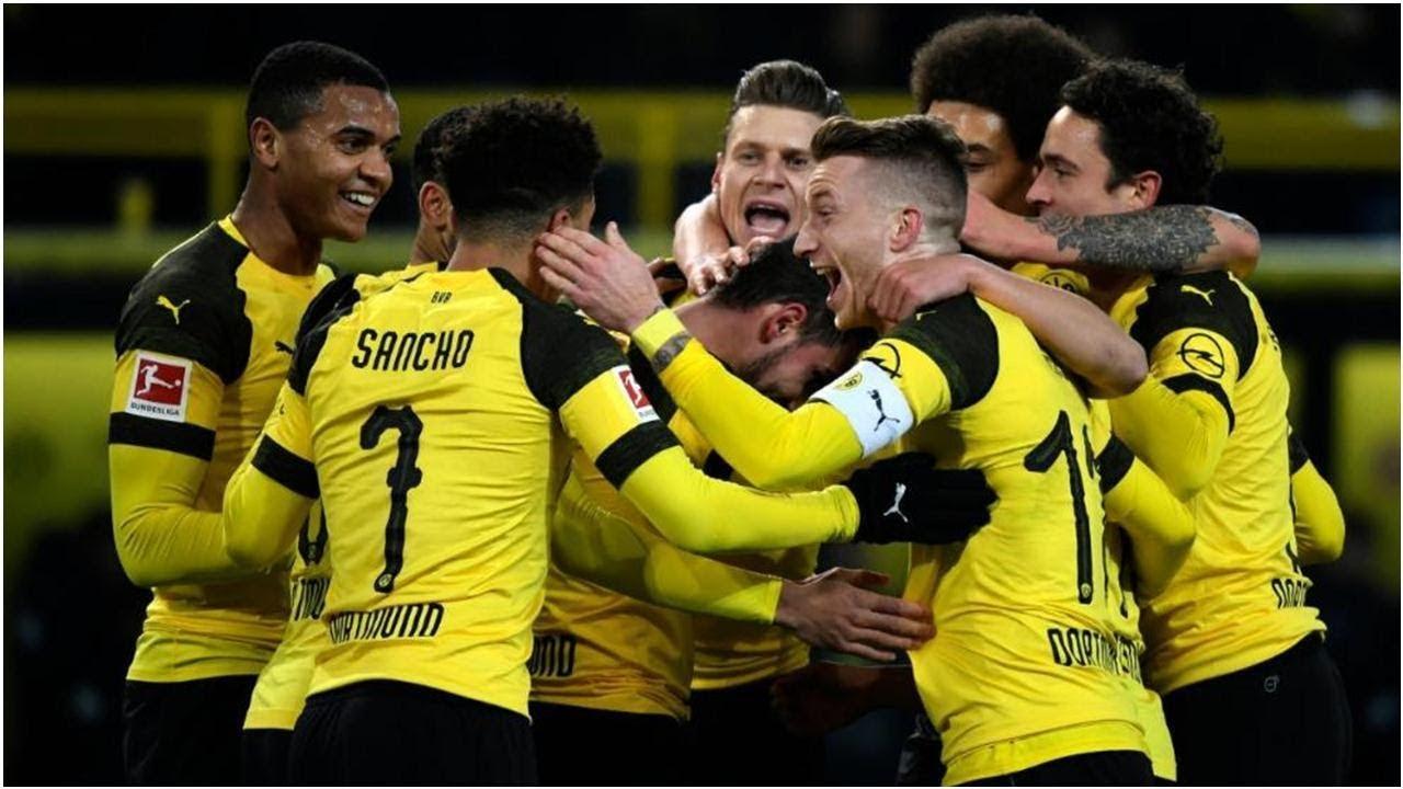 Borussia Dortmund Werder Bremen