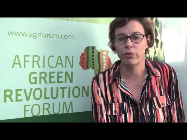 AGRF 2012 - IFA Increasing Yields in Africa