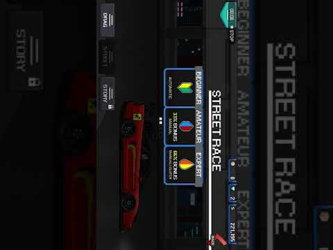 Pixel Car Racer Honda Nsx to Ferrari Decal and Speed