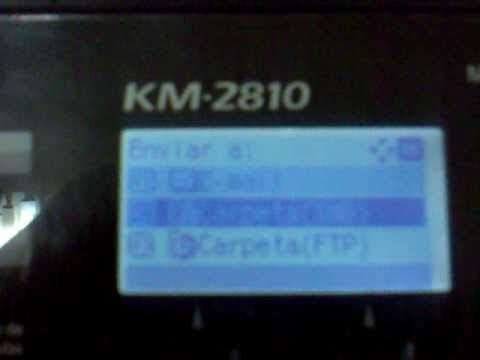 KM 2810 KX DRIVERS WINDOWS 7