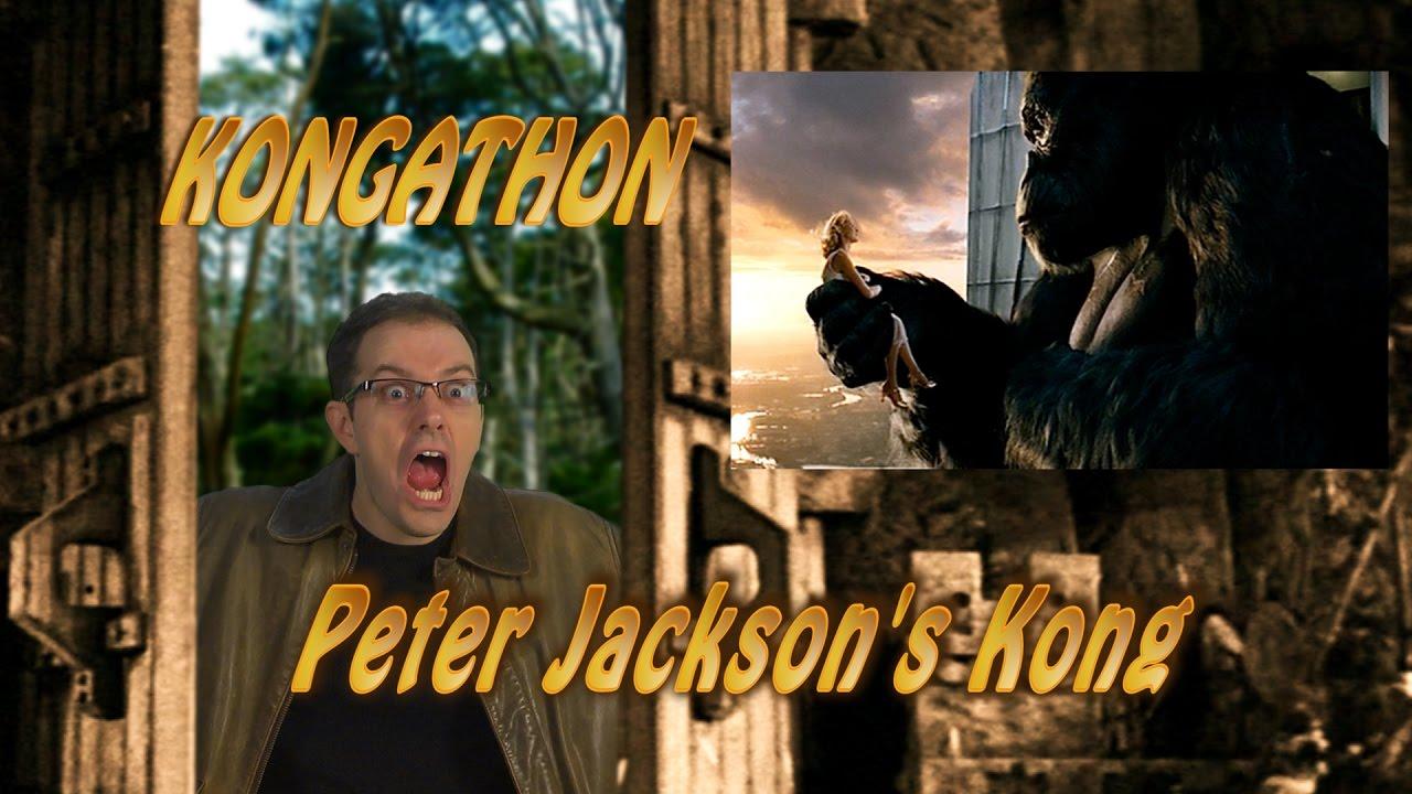 Peter Jackson's King Kong (2005) Movie review - Cinemassacre's Kongathon