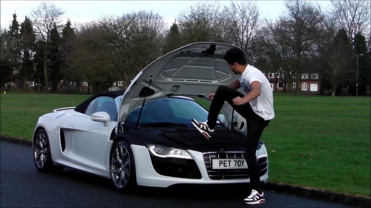 Audi R8 V10 Spyder By Mr Pet Aka Lord Aleem Youtube