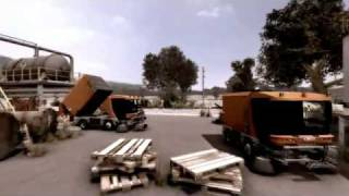 • Kehrmaschinen-Simulator 2011 (PC)