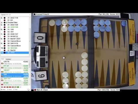 Nordic Open 2014 Final xg feed/Falafel com. part 1