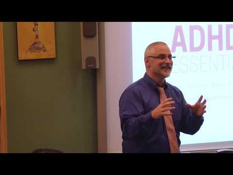 ADHD Essentials: Brendan Mahan