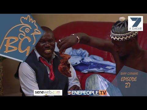 Serie Baay Guinaar Episode 27
