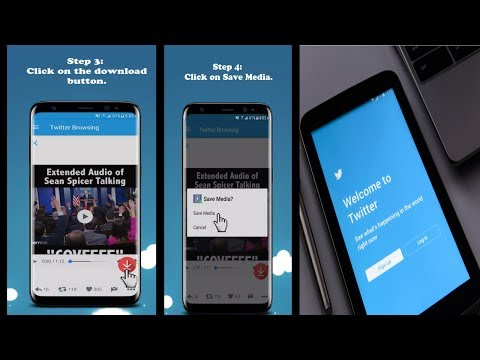 How To Download Twitter Videos In Android Phone For Free