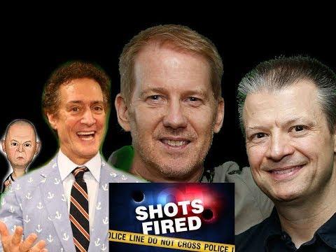 "Shots fired at Greg ""Opie"" Hughes"
