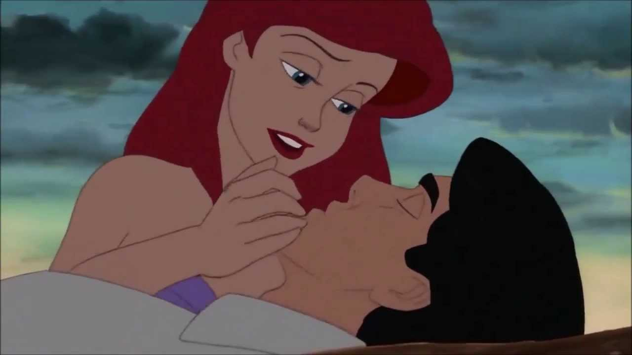 The Little Mermaid Part Of Your World Reprise Youtube