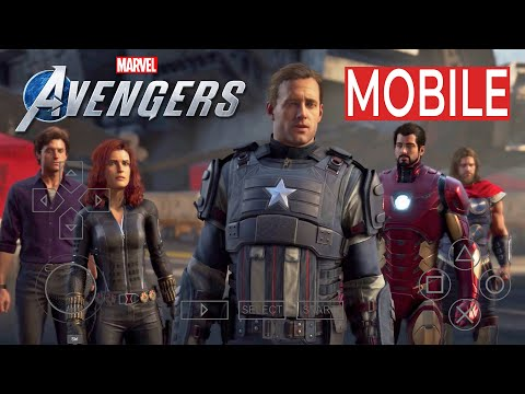 Install Marvel Avengers On Android 2020