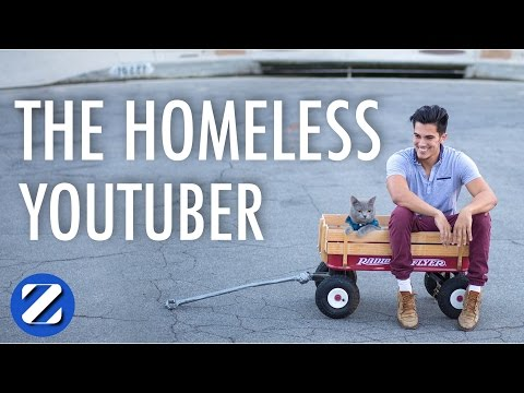 The Homeless YouTuber | Aaron Benitez (Aaron's Animals) Documentary