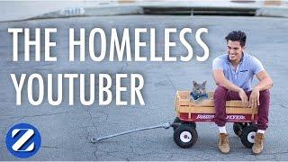 The Homeless YouTuber: Aaron Benitez (Aaron