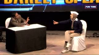 Youtube fest - Arnab  Goswami, Kejriwal spoof by The Viral fever