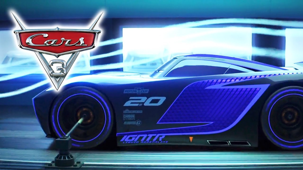 Who Is Jackson Storm Cars 3 1080p Youtube