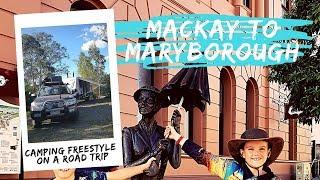 Mackay to Maryborough: Series 05 Queensland E12 Road Trip Lap of Australia