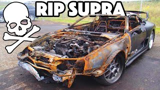 The Supra is DEAD As We Knew It, LONG LIVE THE SUPRA