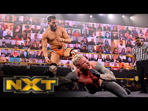 NXT North American Champion Gargano vs. Lumis – Non-Title Match: WWE NXT, Jan. 13, 2021