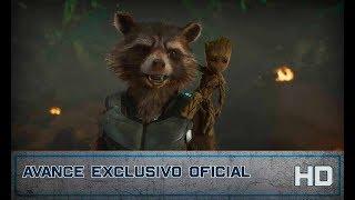 Guardianes de la Galaxia Vol. 2 de Marvel | Avance exclusivo oficial en español | HD