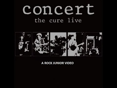 The Cure - Concert - Live (Full Remastered Album)