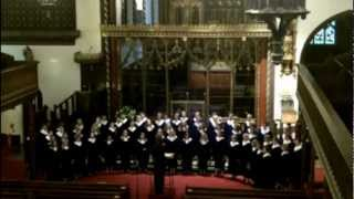 Tonight Eternity Alone - Clausen - Luther College Nordic Choir