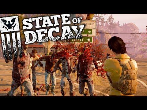 STATE OF DECAY #14 -  Vamos mudar para a NOVA BASE | Sobrevivência e Apocalipse Zumbi