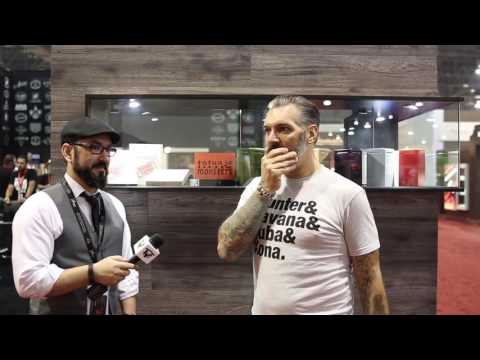 IPCPR 2016 Pete Johnson Tatuaje Cigars