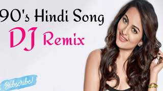 Old Hindi dj dance nonstop hit song   90s superhit dance song   old ...
