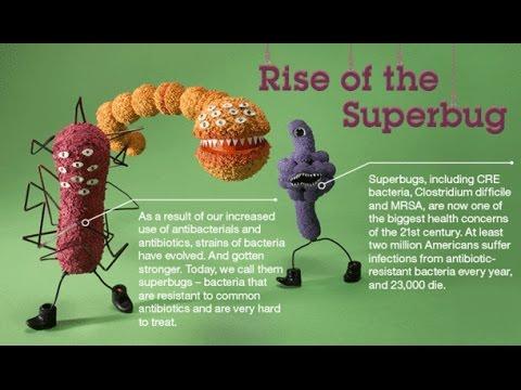 Dr Scott Johnson 6-5-16 (2/2) Antibiotic Resistant Superbug in US, HIV Protocol
