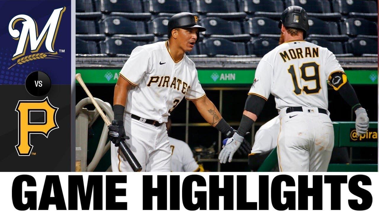 Adam Frazier's go-ahead homer leads Pirates | 7/28/20