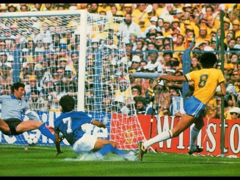 Brasil Vs Italia El Mejor Brasil De La Historia Cae Ante La Italia De Paolo Rossi Zico Socrates 82.