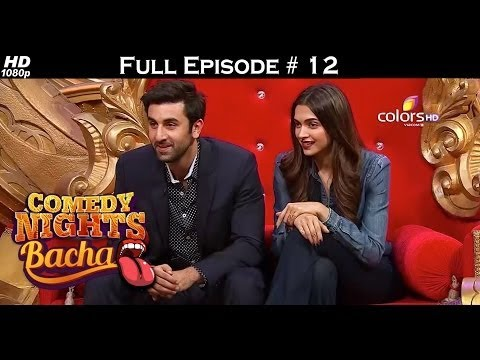 Comedy Nights Bachao - Ranbir Kapoor & Deepika Padukone - 28th November 2015 - Full Episode (HD)