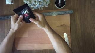 Как упаковать рассыпной снюс Зевс | 83 порции с одной пачки !