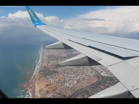 Ukraine Airlines UIA Flight Report || Kiev to Tel Aviv || Economy Class B737-900 ✈