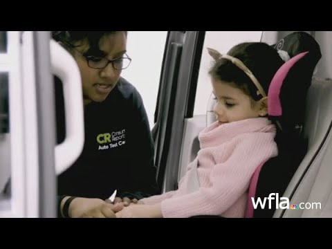 Consumer Reports: Big Kid Car Seat Safety