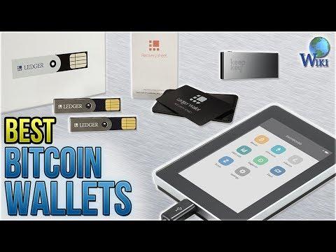 5 Best Bitcoin Wallets 2018