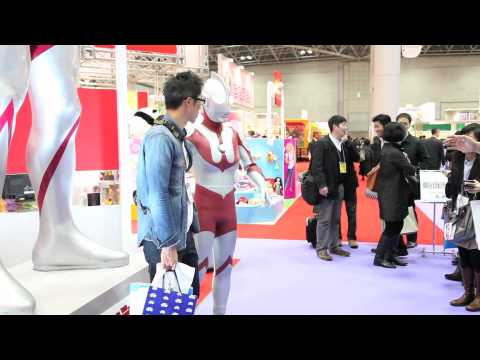 The 75th Tokyo International Gift Show Spring 2013