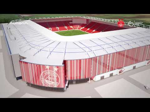Aberdeen Football Club launches new campaign and video for Kingsford stadium