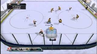 NHL 2K11 (Wii) Winter Classic (Part 3)