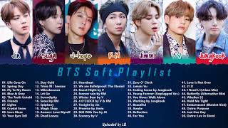 BTS soft playlist / BTS chill playlist (2020)