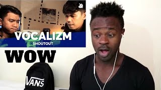 Download VOCALIZM | Indonesian Beatbox Brothers -  Reaction Mp3