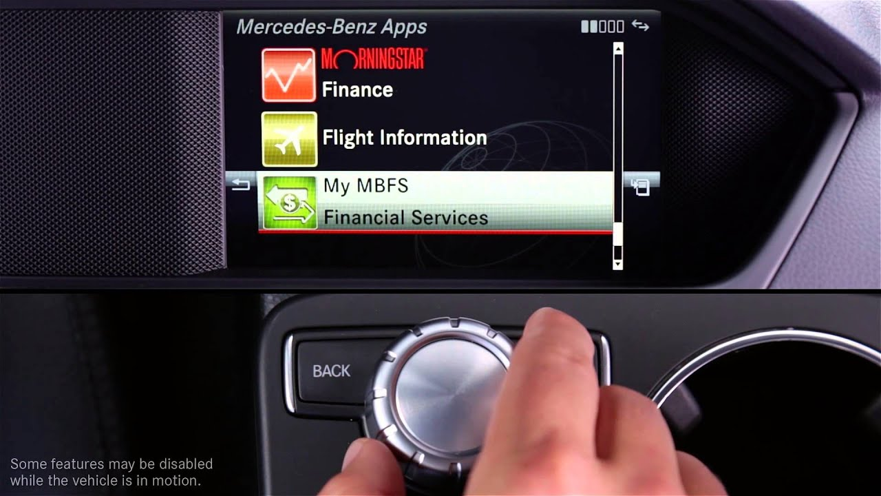 Mercedes Benz Mbrace App >> mbrace app -- How To: MyMBFS -- Mercedes-Benz USA Owners Support - YouTube